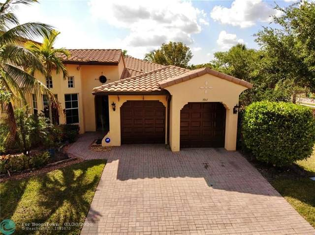 8061 NW 125th Ter, Parkland, FL 33076 (MLS #F10223842) :: United Realty Group