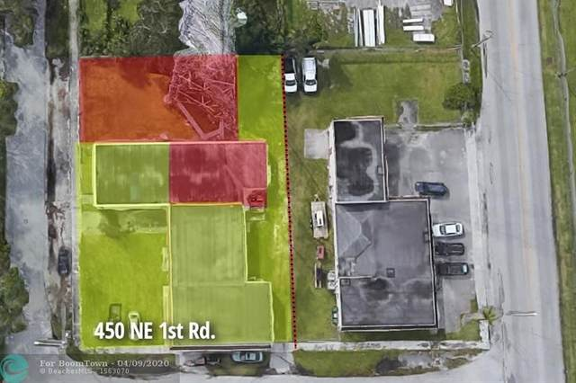 450 NE 1st Rd, Homestead, FL 33030 (#F10223853) :: Ryan Jennings Group