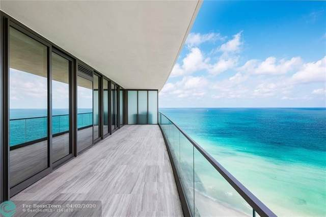 18975 Collins Ave #1701, Sunny Isles Beach, FL 33160 (MLS #F10223876) :: The Howland Group