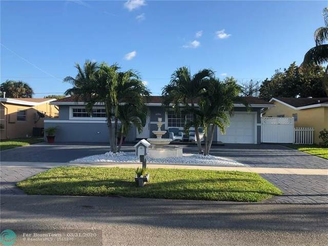 8470 NW 28th Pl, Sunrise, FL 33322 (MLS #F10223946) :: Green Realty Properties