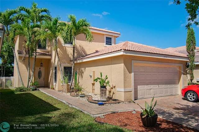 2738 SW 177th Ave, Miramar, FL 33029 (MLS #F10224000) :: THE BANNON GROUP at RE/MAX CONSULTANTS REALTY I