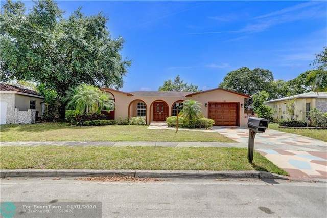 5381 SW 7th Ct, Margate, FL 33068 (MLS #F10224033) :: THE BANNON GROUP at RE/MAX CONSULTANTS REALTY I