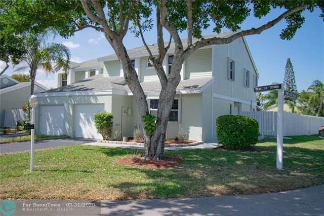 11041 SW 11th Pl #11041, Davie, FL 33324 (MLS #F10224048) :: THE BANNON GROUP at RE/MAX CONSULTANTS REALTY I
