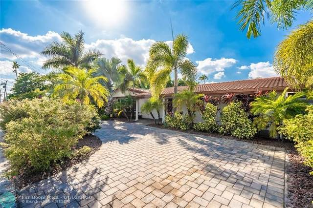 5801 NE 15th Ave, Fort Lauderdale, FL 33334 (MLS #F10224194) :: The Howland Group