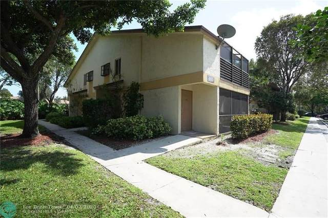 405 Gardens Dr #201, Pompano Beach, FL 33069 (MLS #F10224200) :: Castelli Real Estate Services