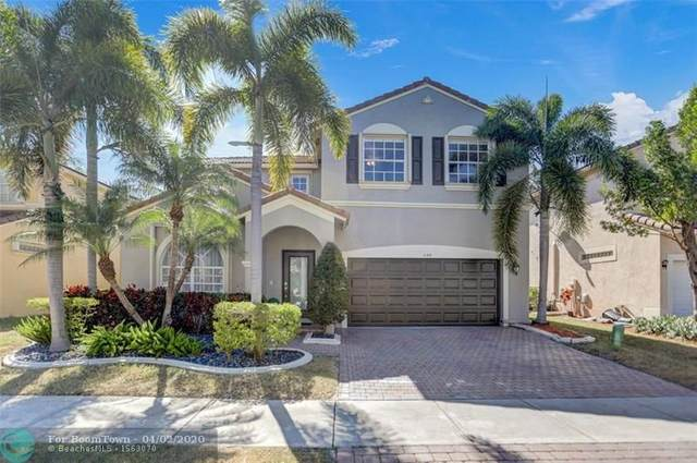 844 NW 127th Avenue, Coral Springs, FL 33071 (MLS #F10224214) :: Castelli Real Estate Services