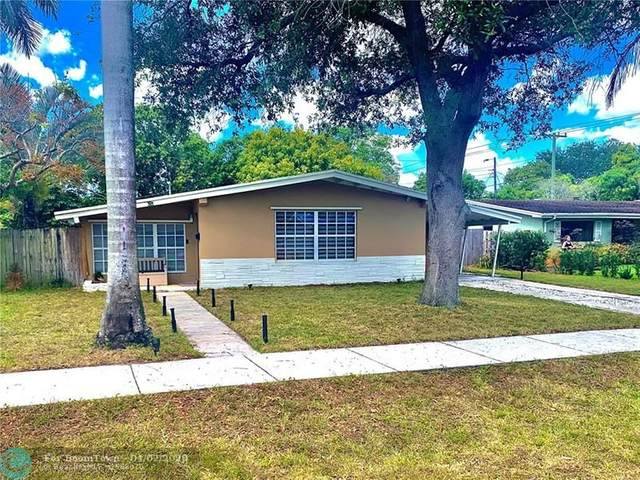 309 NW 43rd Ave, Plantation, FL 33317 (MLS #F10224241) :: Patty Accorto Team