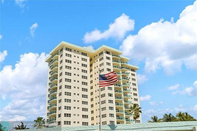 6000 N Ocean Blvd 14H, Lauderdale By The Sea, FL 33308 (MLS #F10224244) :: Castelli Real Estate Services