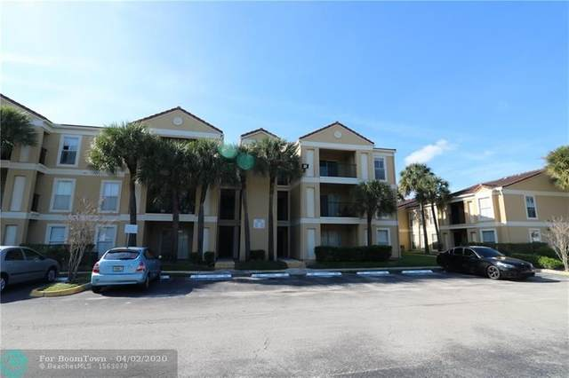 927 Riverside Dr #330, Coral Springs, FL 33071 (MLS #F10224245) :: The Howland Group