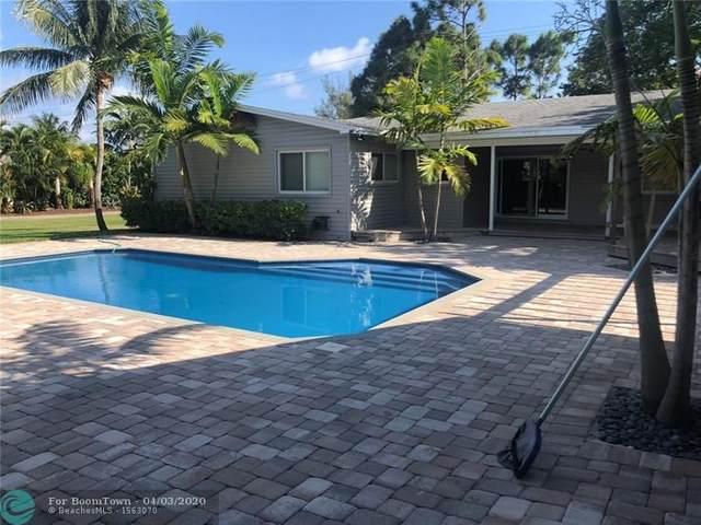 909 NE 6th St, Pompano Beach, FL 33060 (MLS #F10224284) :: The O'Flaherty Team