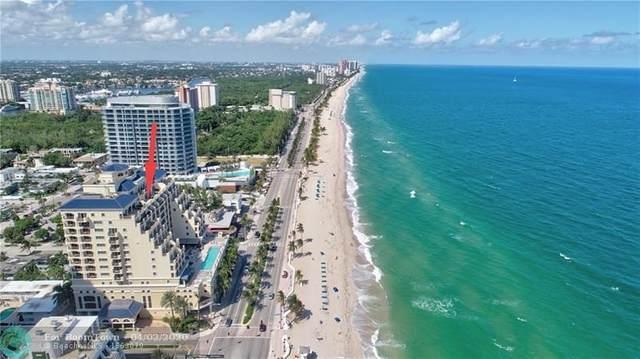 601 N Fort Lauderdale Beach Blvd #1412, Fort Lauderdale, FL 33304 (#F10224296) :: Posh Properties