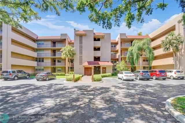 1811 Sabal Palm Dr #405, Davie, FL 33324 (MLS #F10224362) :: Green Realty Properties