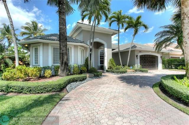 10997 Blue Palm St, Plantation, FL 33324 (MLS #F10224387) :: Green Realty Properties