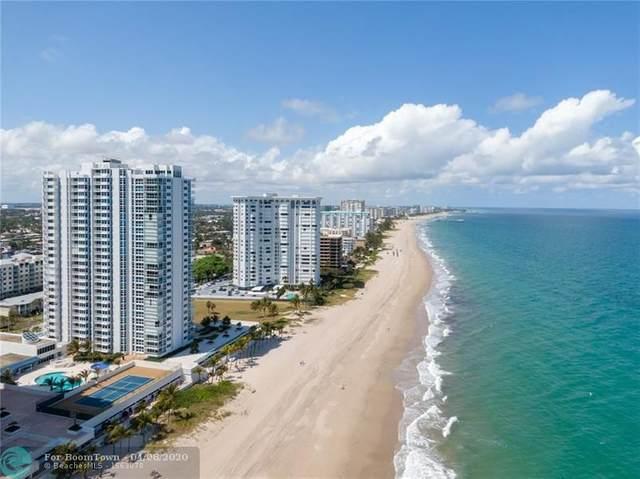 1360 S Ocean Blvd #1103, Pompano Beach, FL 33062 (MLS #F10224453) :: RE/MAX