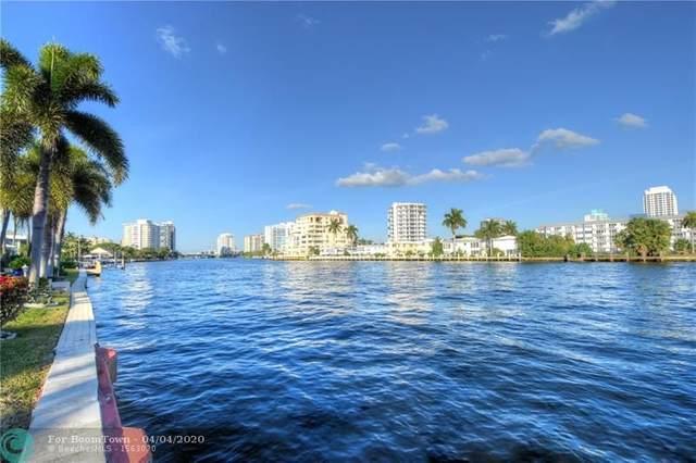 536 Intracoastal Dr, Fort Lauderdale, FL 33304 (MLS #F10224488) :: Patty Accorto Team