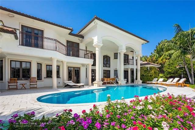 2505 Laguna Ter, Fort Lauderdale, FL 33316 (MLS #F10224517) :: Patty Accorto Team