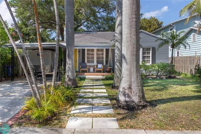 821 SE 9th St, Fort Lauderdale, FL 33316 (MLS #F10224524) :: The O'Flaherty Team