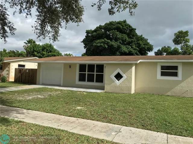 2331 SW 68th Ave, Miramar, FL 33023 (MLS #F10224538) :: Patty Accorto Team