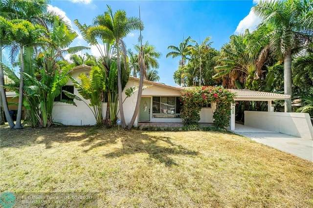 2365 SW 34th Way, Fort Lauderdale, FL 33312 (MLS #F10224548) :: The O'Flaherty Team