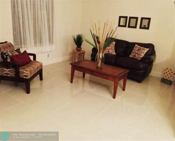 3648 NW 83rd Ln #3648, Sunrise, FL 33351 (MLS #F10224559) :: Green Realty Properties