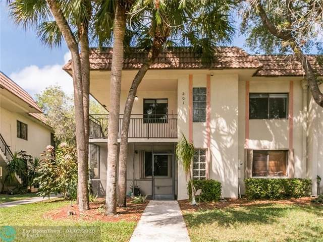 403 Lakeview Dr #201, Weston, FL 33326 (MLS #F10224597) :: The Howland Group