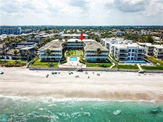 1199 Hillsboro Mile #119, Hillsboro Beach, FL 33062 (MLS #F10224615) :: The Howland Group