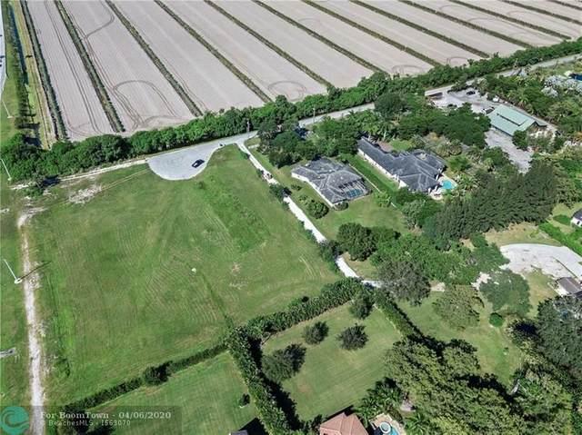Lot 1 NW 72nd St, Parkland, FL 33067 (MLS #F10224641) :: Berkshire Hathaway HomeServices EWM Realty