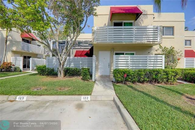 563 NW 98th Ave #563, Plantation, FL 33324 (MLS #F10224654) :: Green Realty Properties