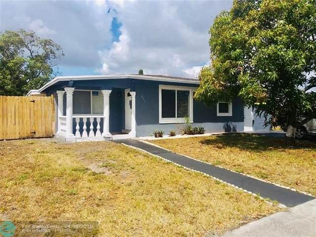 611 SW 28th Dr, Fort Lauderdale, FL 33312 (MLS #F10224661) :: THE BANNON GROUP at RE/MAX CONSULTANTS REALTY I