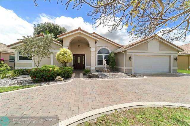 4242 NW 54th St, Coconut Creek, FL 33073 (MLS #F10224676) :: Castelli Real Estate Services