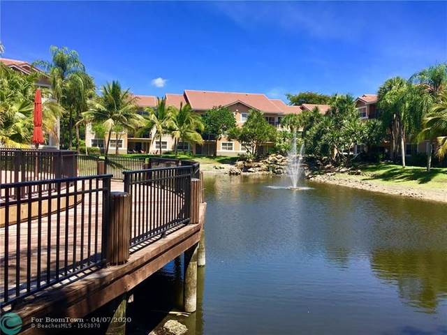 8851 Wiles Rd #205, Coral Springs, FL 33067 (MLS #F10224740) :: The Howland Group