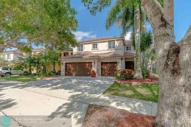 807 Lavender Cir, Weston, FL 33327 (MLS #F10224765) :: The Howland Group