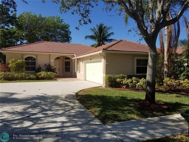 18522 NW 23 Street, Pembroke Pines, FL 33029 (MLS #F10224768) :: Green Realty Properties