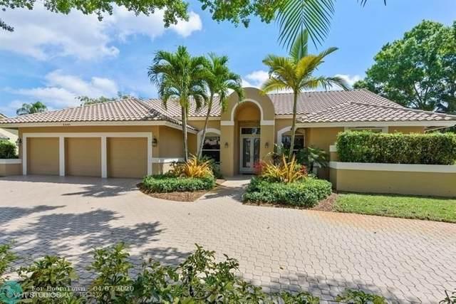 5001 NW 83rd Ln, Coral Springs, FL 33067 (MLS #F10224778) :: Patty Accorto Team