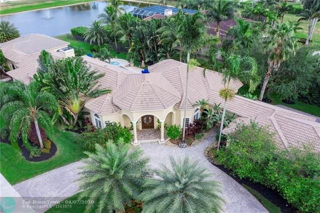 2230 Dorado Ave, Davie, FL 33324 (MLS #F10224823) :: Green Realty Properties