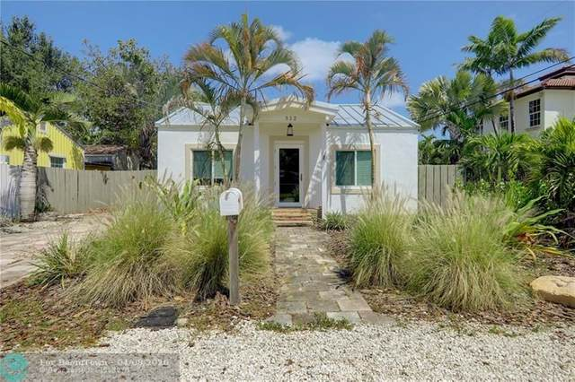 312 NE 13th Ave, Fort Lauderdale, FL 33301 (MLS #F10224828) :: The Howland Group
