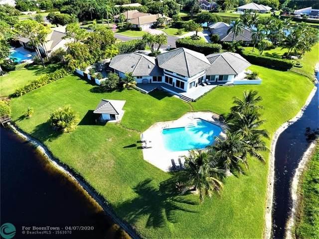 3521 Glenwood Ct, Delray Beach, FL 33445 (MLS #F10224833) :: Green Realty Properties