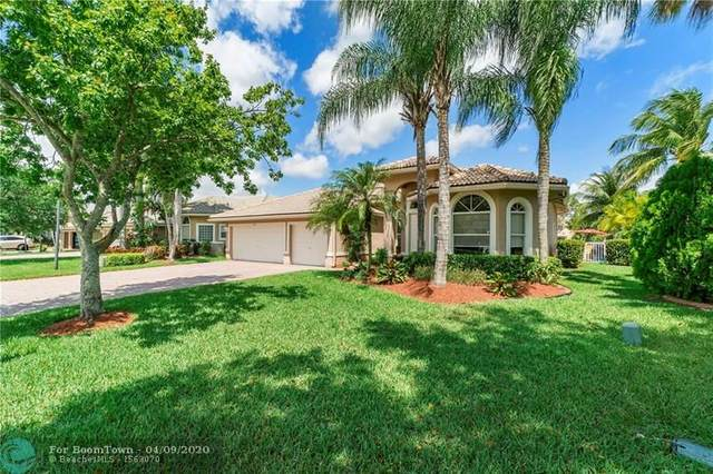 12311 NW 52nd Court, Coral Springs, FL 33076 (MLS #F10224845) :: The Howland Group