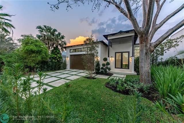 628 N Victoria Park Road, Fort Lauderdale, FL 33304 (MLS #F10224851) :: The Paiz Group