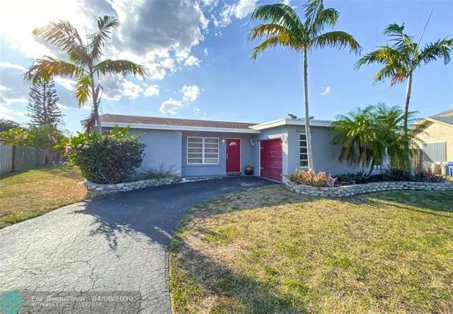 4221 NW 118th Ave, Sunrise, FL 33323 (MLS #F10224885) :: Green Realty Properties