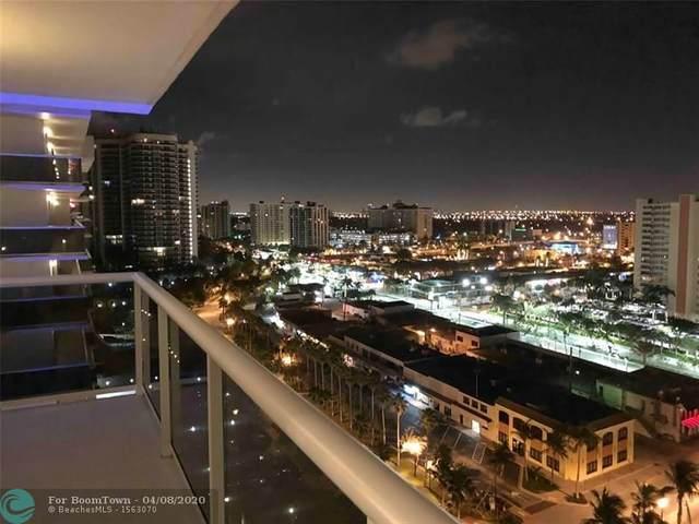 3500 Galt Ocean Dr #1509, Fort Lauderdale, FL 33308 (MLS #F10224895) :: Berkshire Hathaway HomeServices EWM Realty