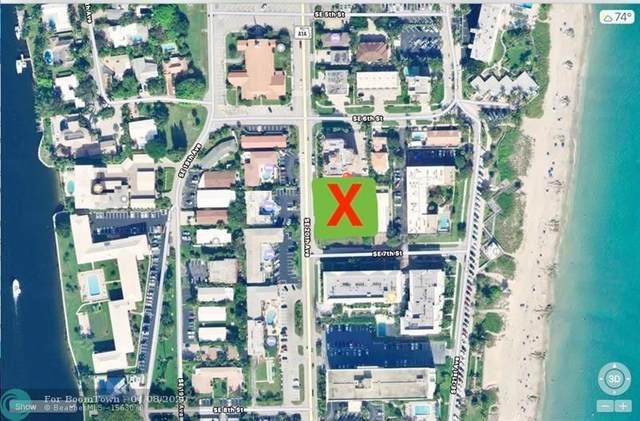 664 SE 20th Ave #6, Deerfield Beach, FL 33441 (MLS #F10224940) :: RE/MAX