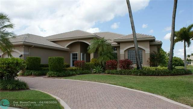 15047 SW 36th St, Davie, FL 33331 (MLS #F10224966) :: The Howland Group