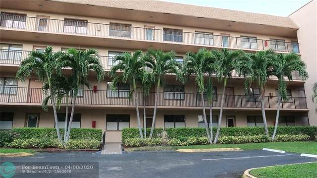 2981 N Nob Hill Rd #107, Sunrise, FL 33322 (MLS #F10224967) :: The Howland Group