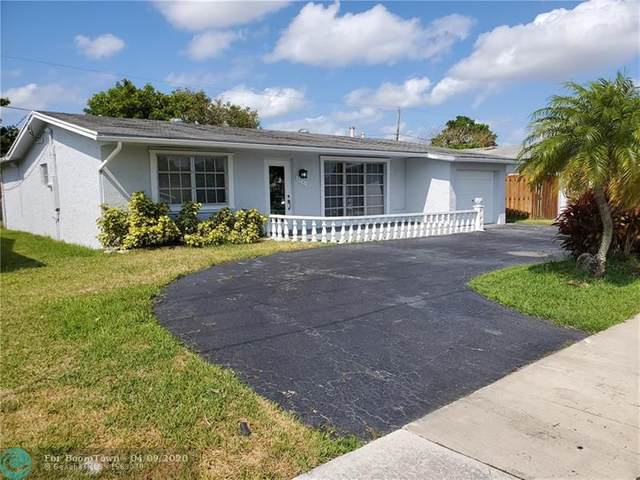 9741 NW 25th Ct, Sunrise, FL 33322 (MLS #F10224993) :: Green Realty Properties