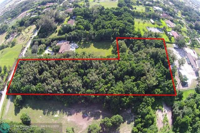 14421 Luray Rd, Southwest Ranches, FL 33330 (MLS #F10225153) :: Green Realty Properties