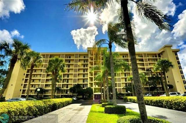 3200 N Palm Aire Dr #302, Pompano Beach, FL 33069 (MLS #F10225272) :: Laurie Finkelstein Reader Team