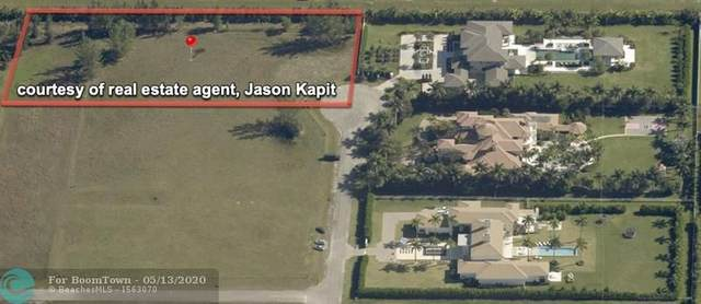 16705 Stratford Ct, Southwest Ranches, FL 33331 (#F10225546) :: Real Estate Authority