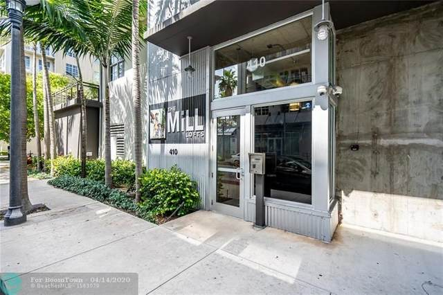 410 NW 1st Ave #402, Fort Lauderdale, FL 33301 (MLS #F10225597) :: Castelli Real Estate Services
