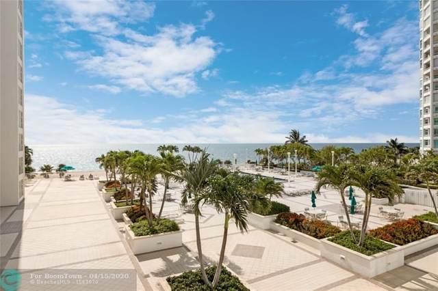 1620 S Ocean Blvd 4K, Lauderdale By The Sea, FL 33062 (MLS #F10225637) :: Green Realty Properties